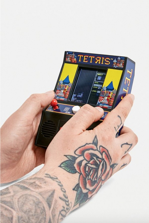 Tetris - Jeu d'arcade mini