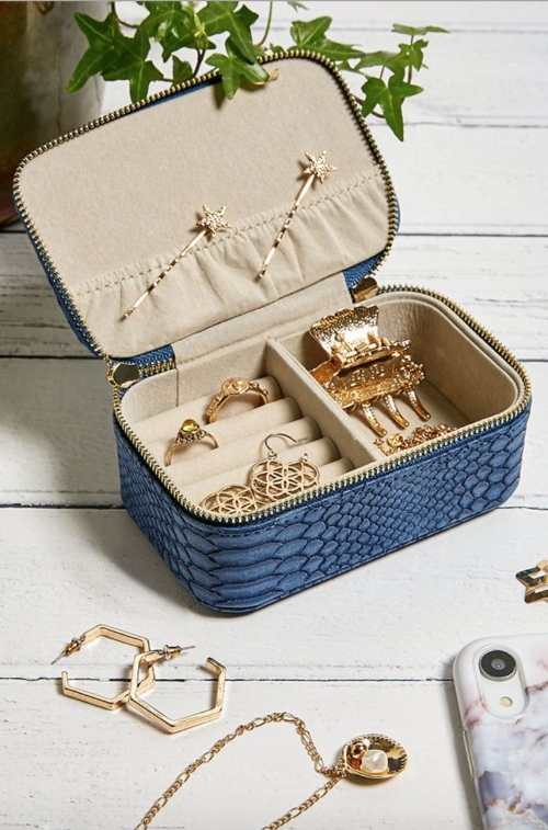 Estella Bartlett - Boîte à bijoux imprimé python