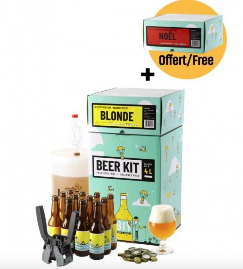 Saveur bière - Kit pour faire sa bière