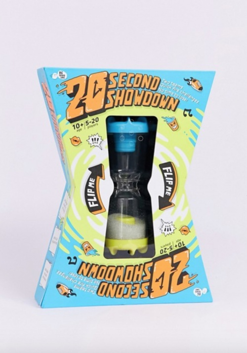 Big potato - Jeu 20 secondes