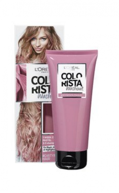 L'Oréal - Colorista - Dirty Pink hair