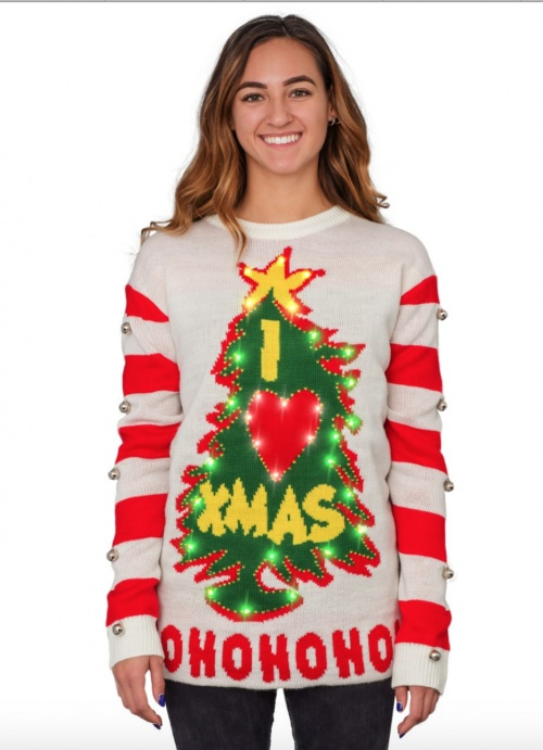 Ugly Christmas Sweater - Pull