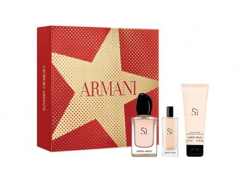 Armani - Coffret Sì
