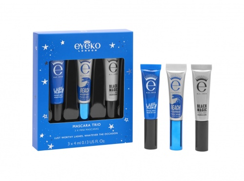 Eyeko - Christmas Mascara Trio