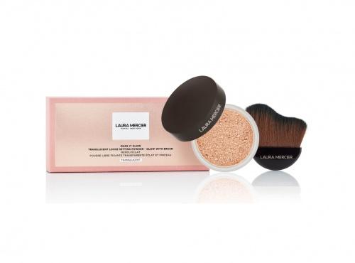 Laura Mercier - Make it Glow Powder and Brush