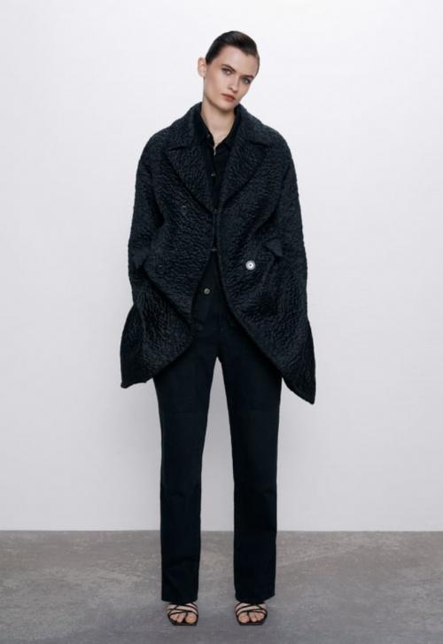 Zara - Manteau structuré