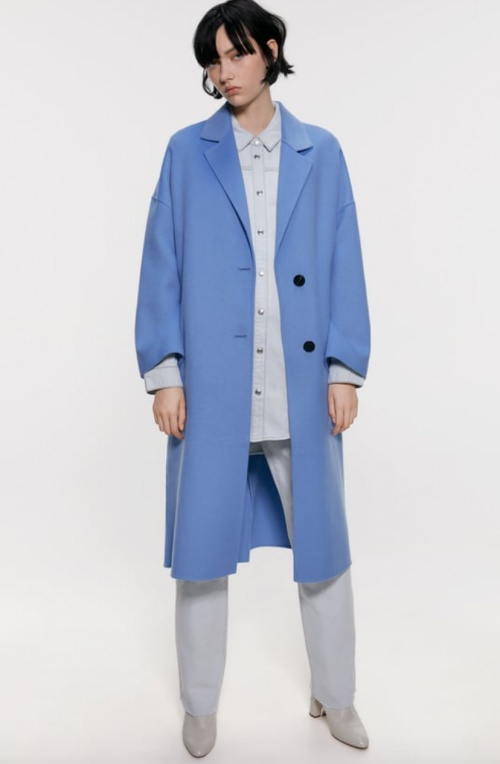 Zara - Manteau oversize