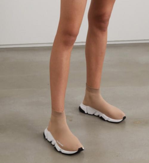 Balenciaga - Baskets chaussettes