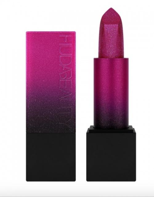 Huda Beauty - Rouge à lèvres métallique
