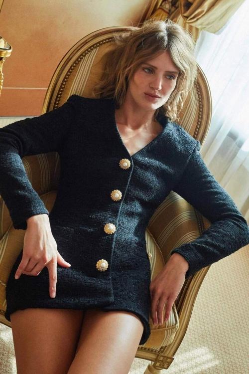 La Semaine Paris - Robe blazer