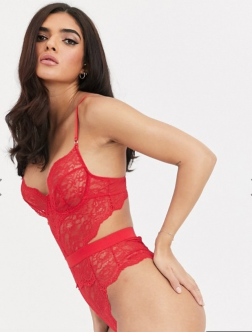 Ann Summers - Body rouge