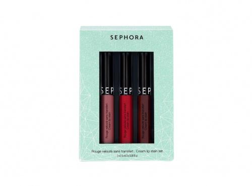 Sephora Collection - Kit de Mini Rouge à Lèvres Sans Transfert