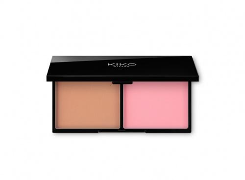 Kiko Cosmetics - Smart Blush And Bronzer Palette