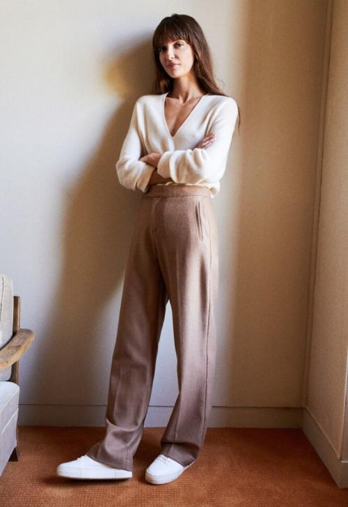 Comptoir des Cotonniers - Pantalon tailoring