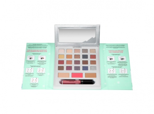 Sephora Collection - Frosted Party Dreams Multi Palette