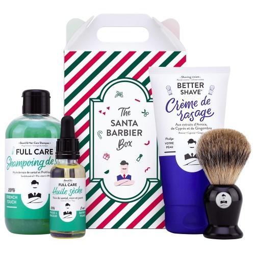 Monsieur Barbier - Coffret Cadeau Santa Barbier