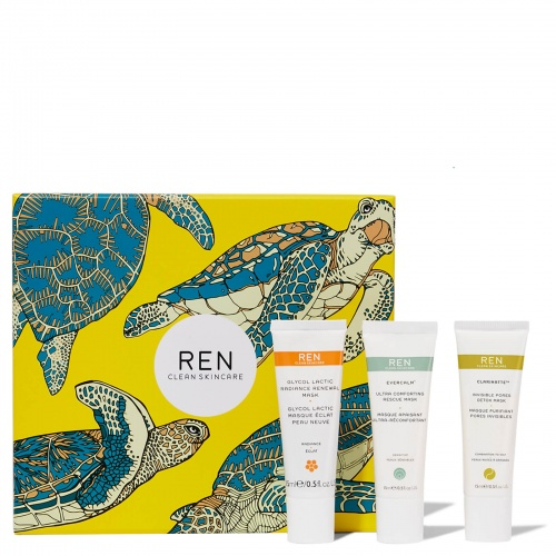 REN - Clean Mask Trio
