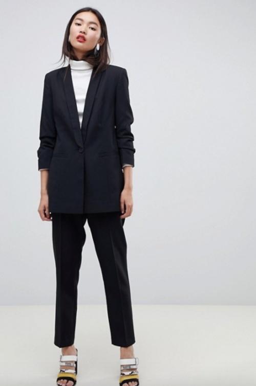 Asos Design - Veste tailleur