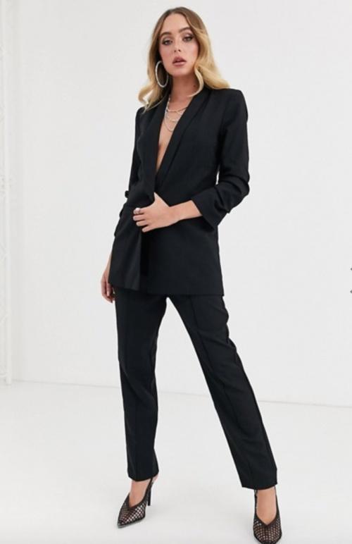 Asos Design - Pantalon de tailleur
