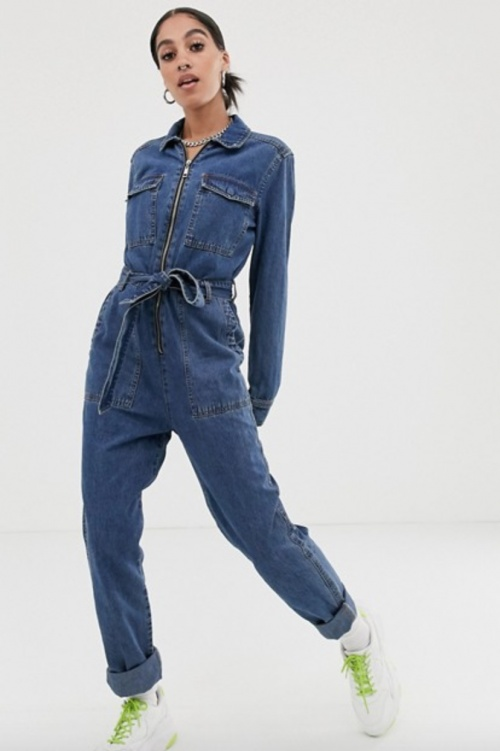 Signature 8 - Combinaison jean