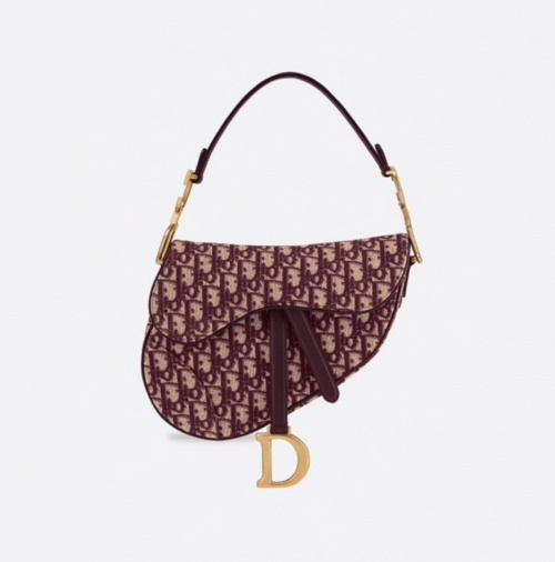 Dior - Sac saddle