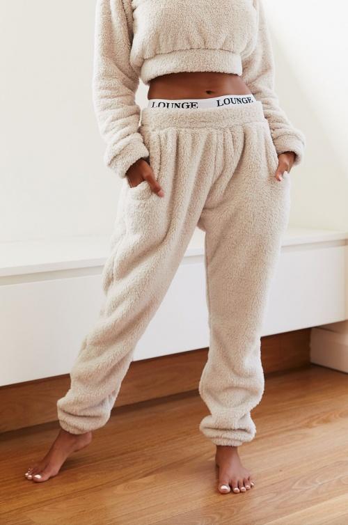 Lounge - Pantalon teddy bear