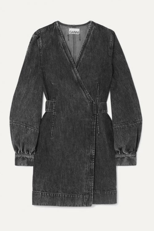 Ganni - Robe en jean
