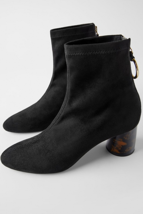 Zara - Bottines à talons