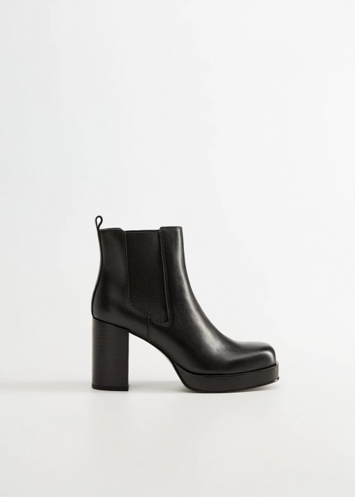 Mango - Bottines à talons