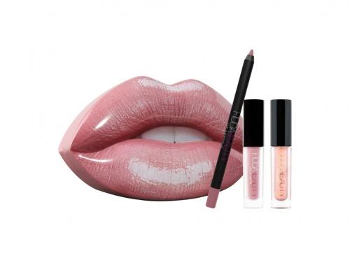 Huda Beauty - Lip Set