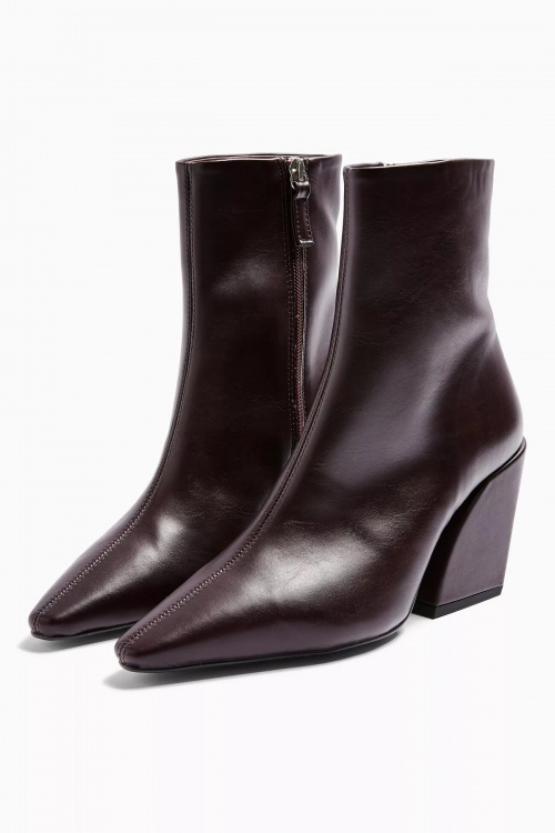 Topshop - Bottines à talons