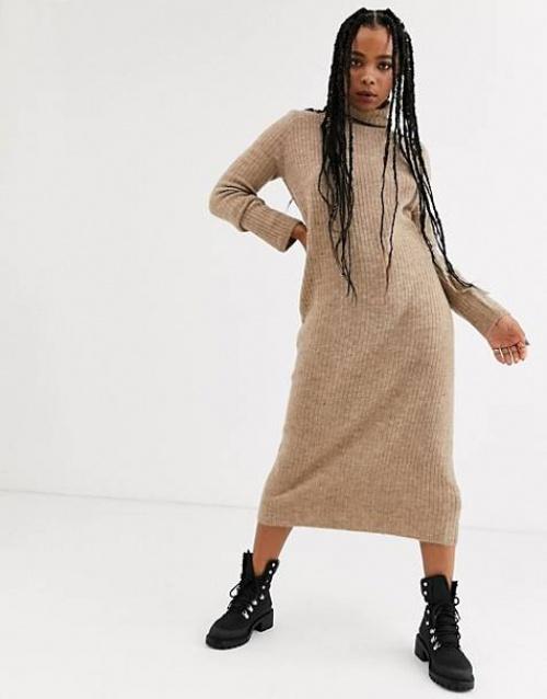 Bershka - Robe pull