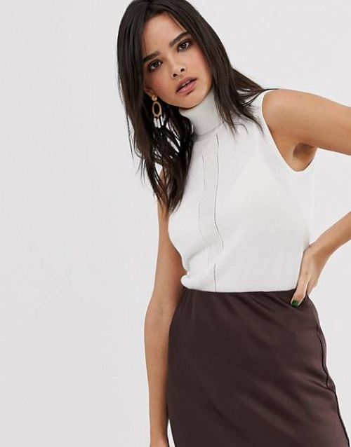 River Island - Pull sans manches