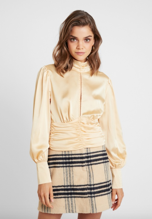 Missguided - Blouse en satin
