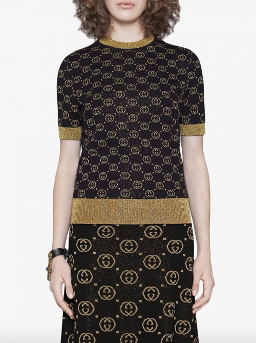 Gucci - Top en laine