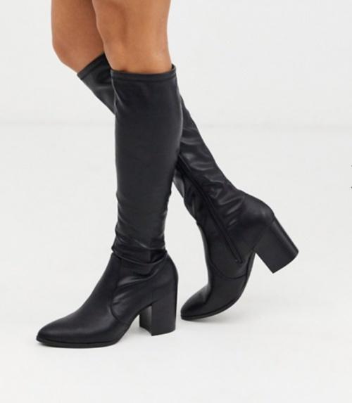 New Look - Bottes hauteur genou