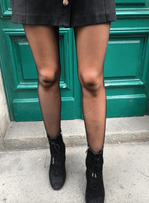 Yade Paris - Collants résille