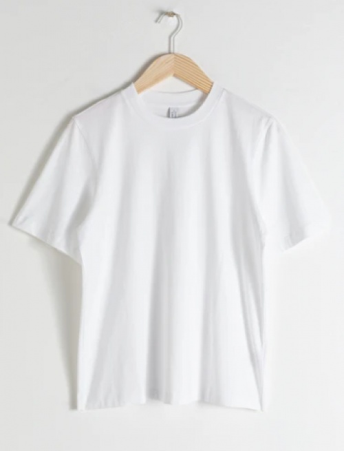 & Other Stories - T-shirt blanc