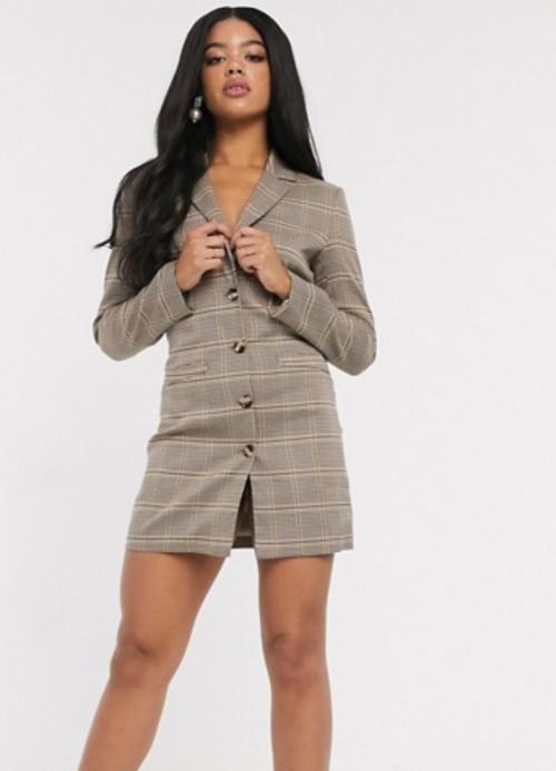 InTheStyle x Fashion influx - Blazer long