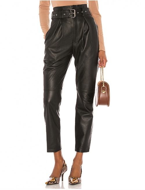 Song of style - Pantalon simili cuir