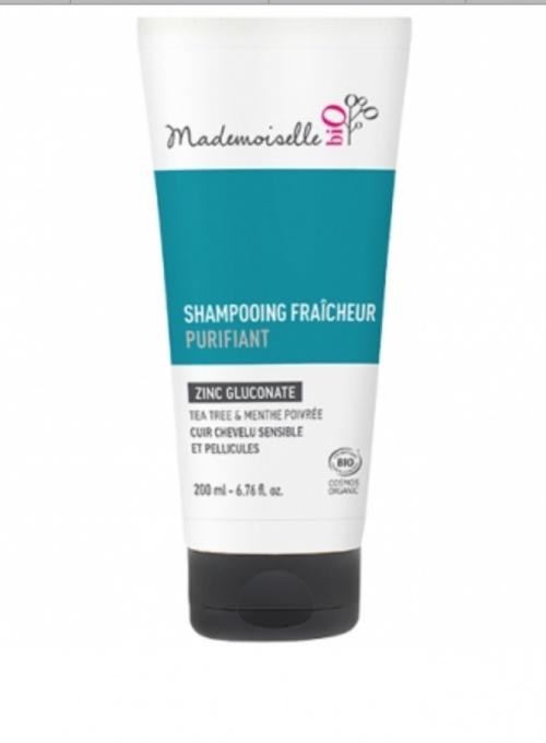 Mademoiselle Bio - Shampooing fraicheur purifiant