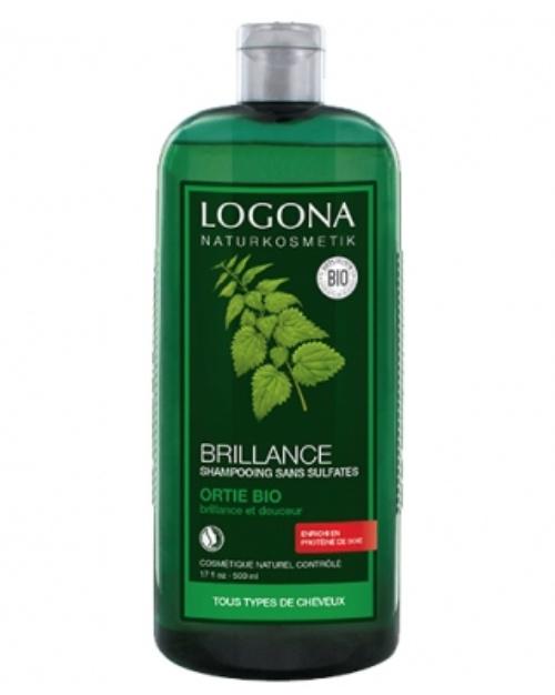 Logona - Shampooing brillance
