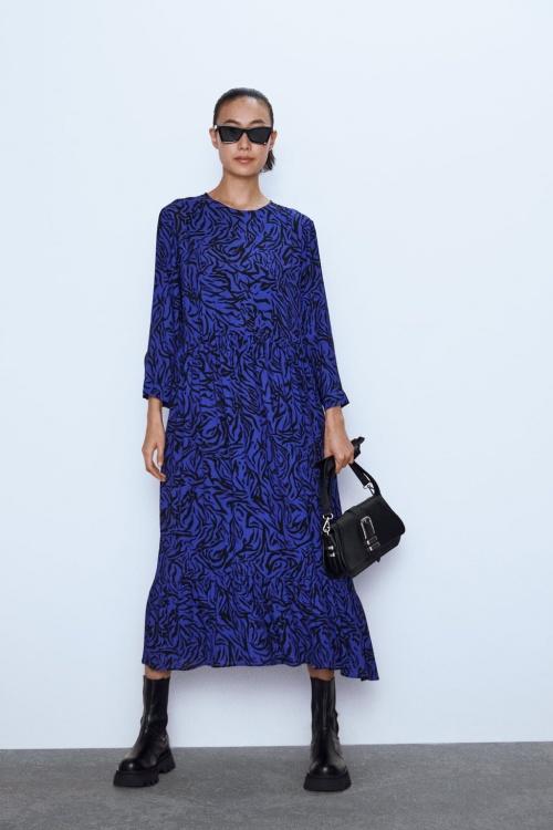 Zara - Robe longue