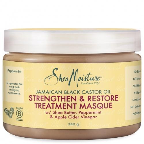 Shea Moisture - Masque Stimulant & Réparateur
