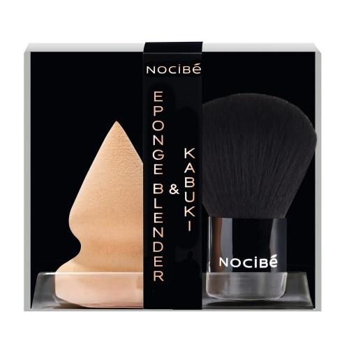 Nocibé - Kit Kabuki & Eponge Blender