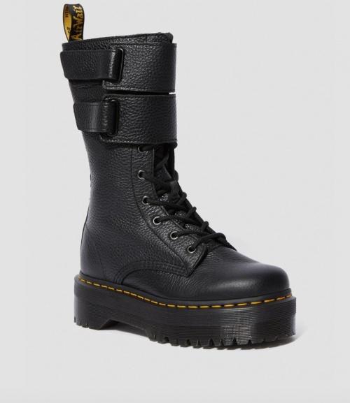 Dr Martens - Boots plateformes Jagger