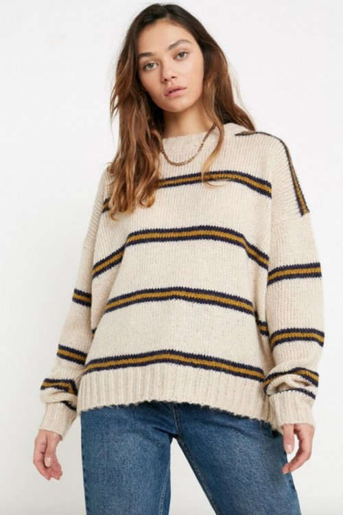 Urban Outfitters - Pull à rayures