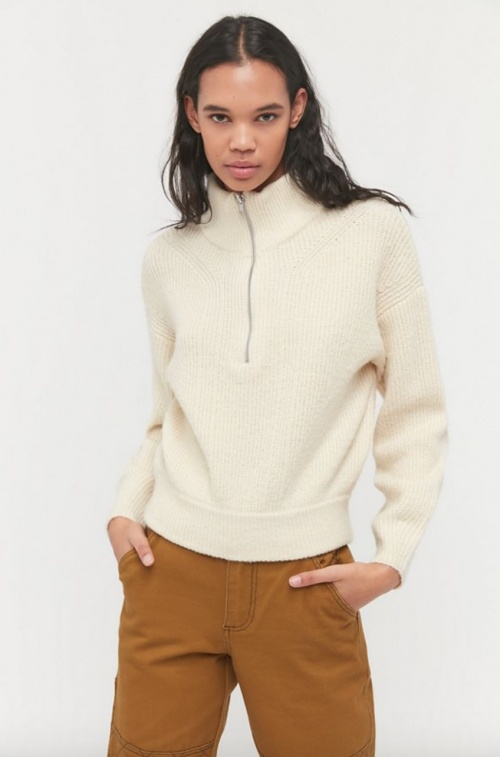 Urban Outfitters - Pull avec zip