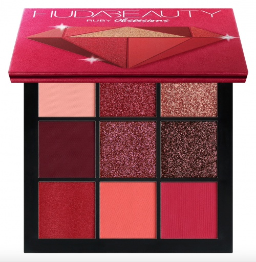 Huda Beauty - Palette obsessions ruby