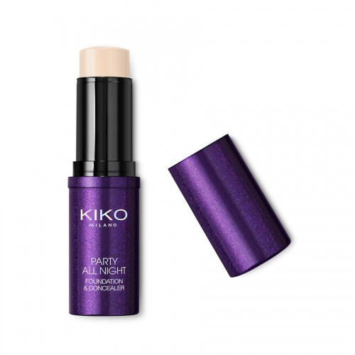 Kiko Cosmetics - Party All Night Foundation & Concealer